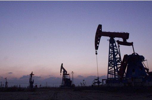 Ölfördermenge bleibt unverändert