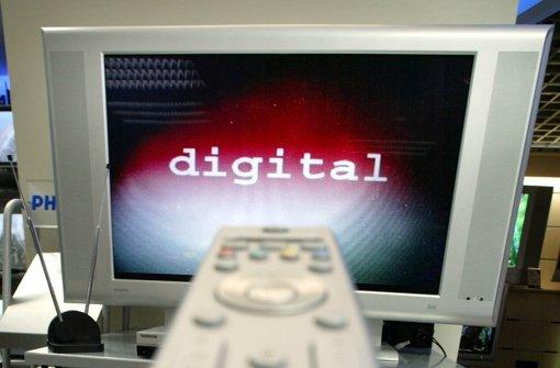 Deutlich mehr digitales Fernsehen