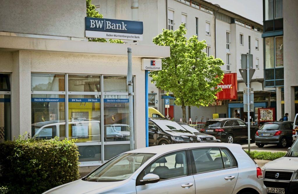 Einsparungen Bei Der BW-Bank: 18 Filialen Müssen Abspecken