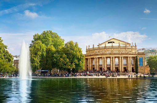 Am Sonntag: Spielzeit-Eröffnungsfest der Staatstheater