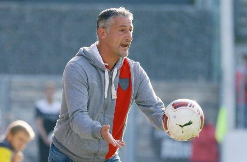 VfB Stuttgart II bindet Trainer bis 2017