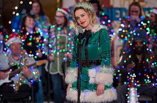Liebeskomödie: Last Christmas