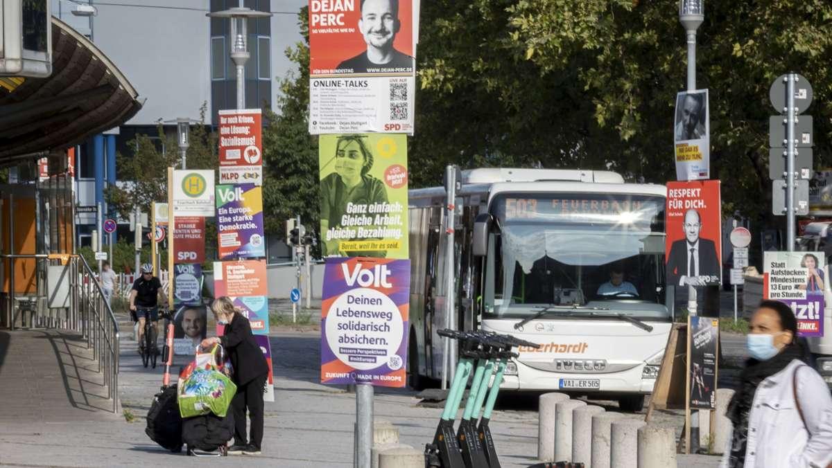 Sicherer Schulweg in Stuttgart: Elterntaxi hat vor Schulen