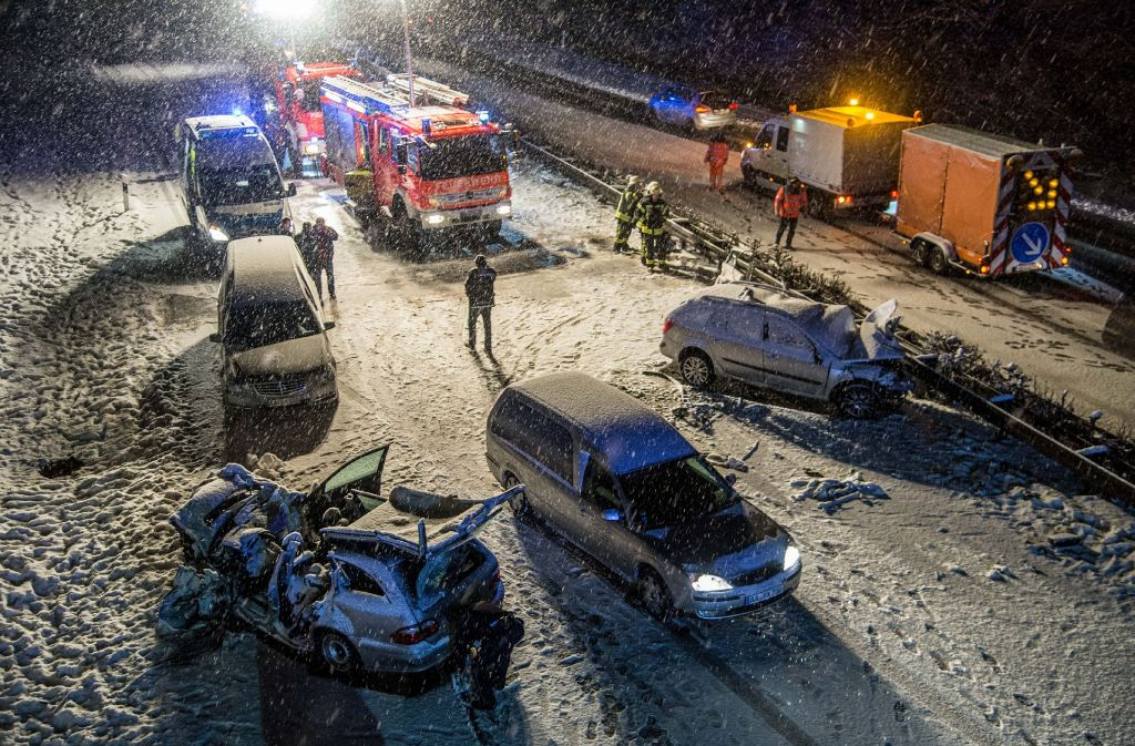 Falschfahrer-Unfall auf der B 29: Kreis will Auffahrt sicherer ...