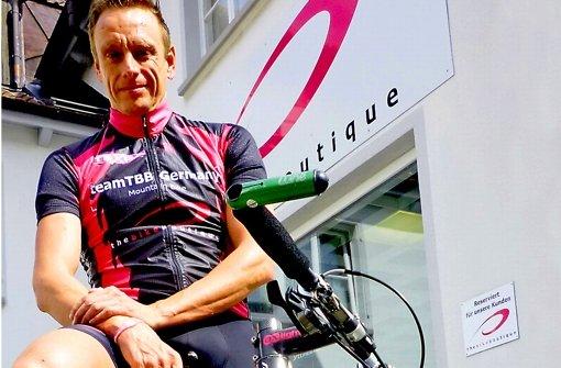Der Radsportler Frederik Zierke wurde im September tot aufgefunden. Foto: Schwäbische Zeitung