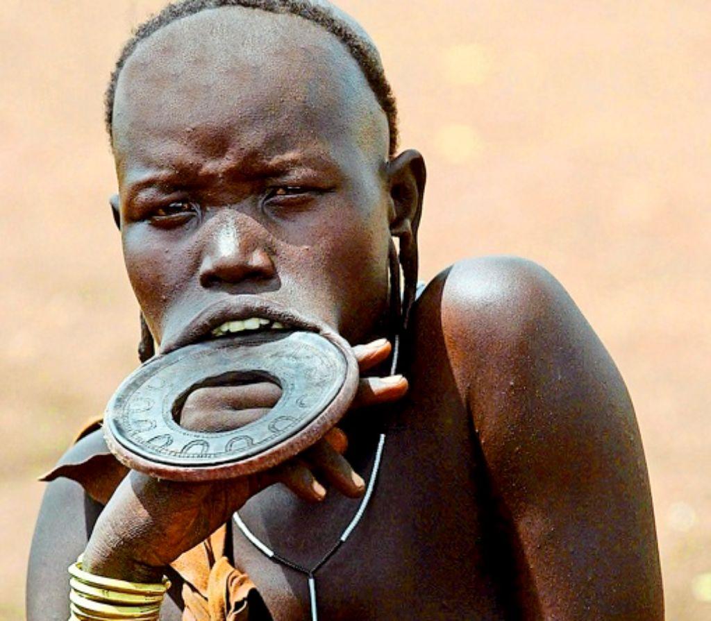 Afrikanische bekanntschaften