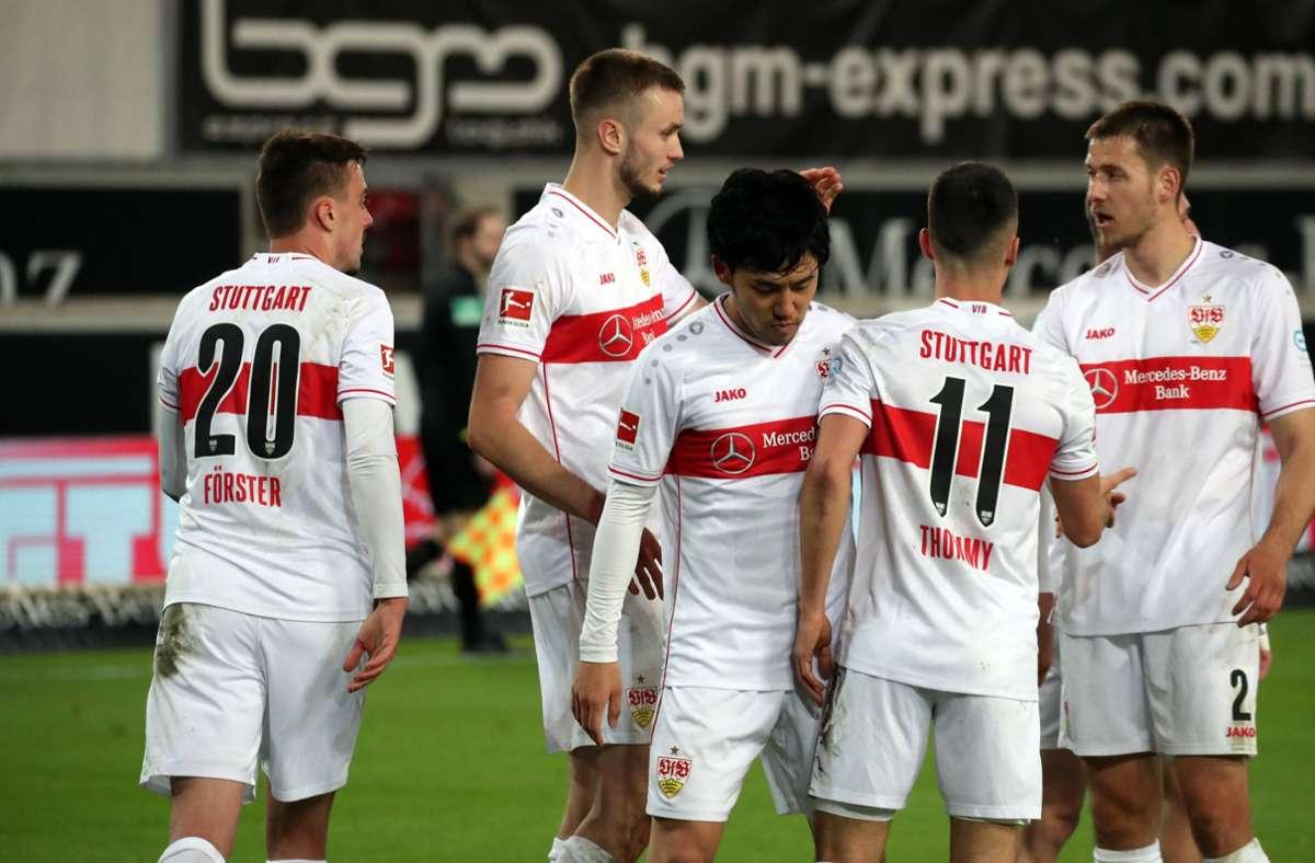 Vfb Stuttgart In Der Bundesliga Das Sind Die Neuen Marktwerte Der Vfb Profis Vfb Stuttgart Stuttgarter Zeitung