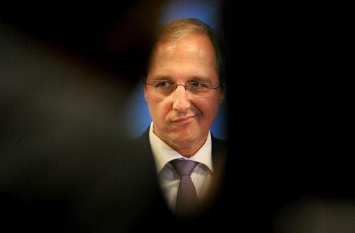 Neuer Paukenschlag bei der Nord-CDU. Der Landesvorsitzende de Jager tritt zurück. Der 47-Jährige zieht die Konsequenzen aus einem persönlichen Schreckensjahr. Ein Nachfolger ist nicht absehbar. Foto: dpa