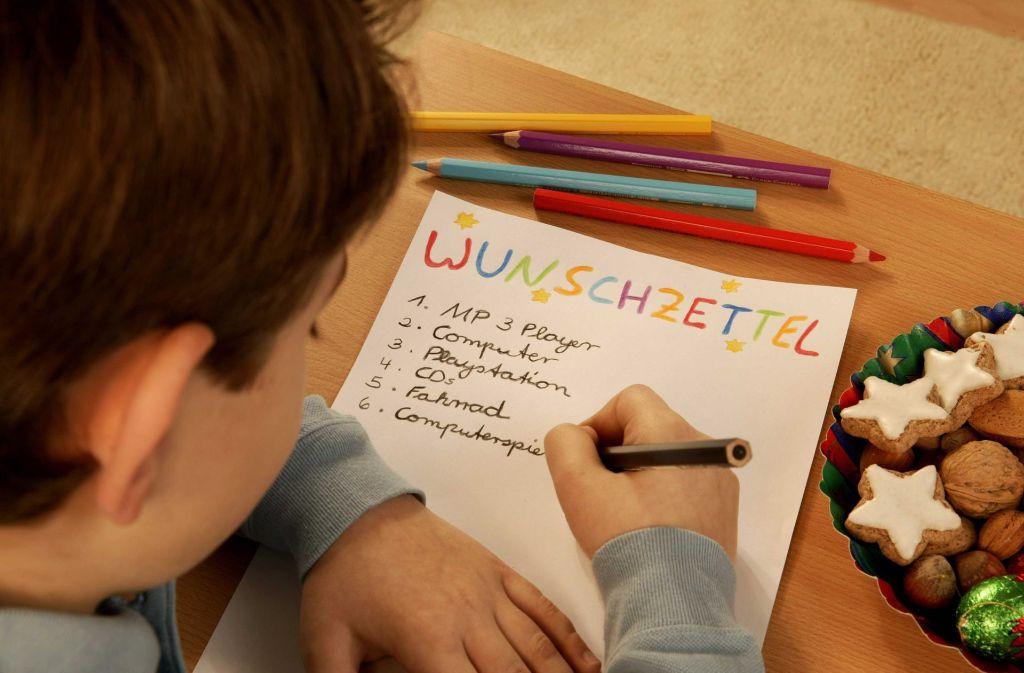 Hass Geschenke Zu Weihnachten Wehe Ihr Schenkt Das Unseren Kindern Wissen Stuttgarter Zeitung