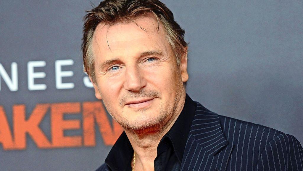 Freundin neue liam neeson Liam Neeson