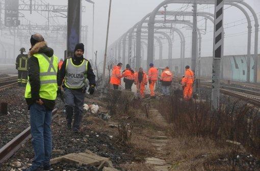 Chaos im italienischen Zugverkehr