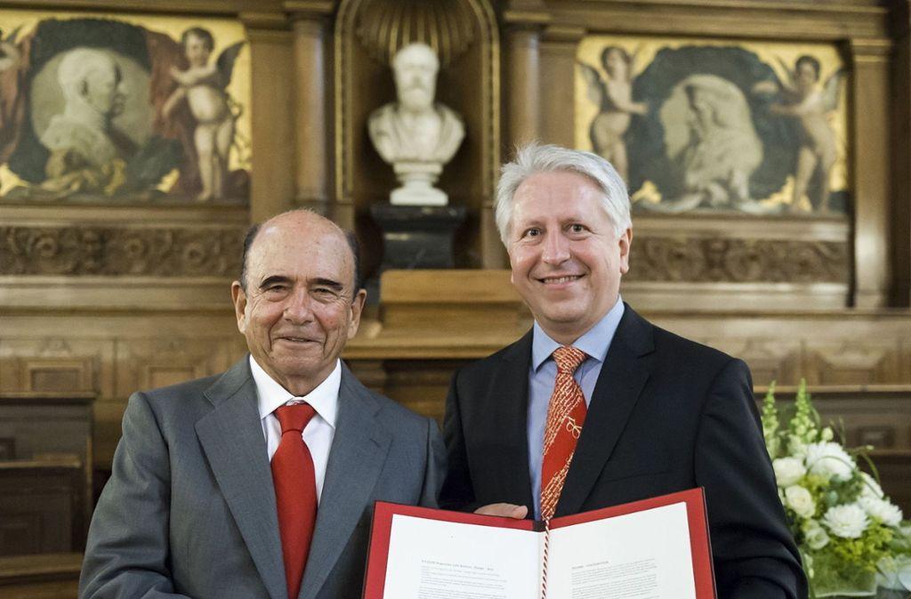 Kooperation mit Bank Santander untersucht: Uni Heidelberg sieht sich ...