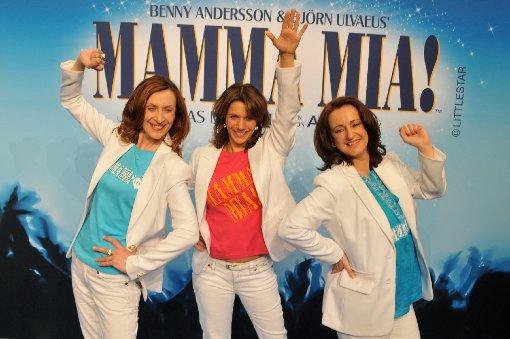 Mamma Mia! Das hier sind die Darsteller