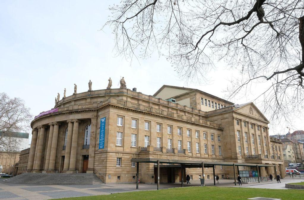 Generalunternehmer Stuttgart sanierung der oper stuttgart steuerzahlerbund warnt vor ausufernden