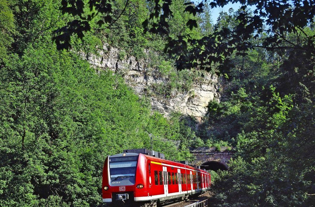 G Ubahn Schweizer Erh Hen Druck Auf Deutsche Bahn Baden