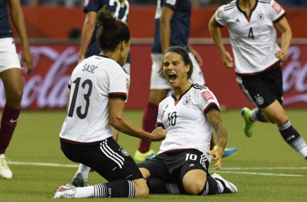 Frauenfußball Wm Halbfinale