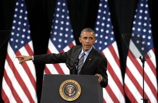 Obama ermöglicht weitere Kampfeinsätze