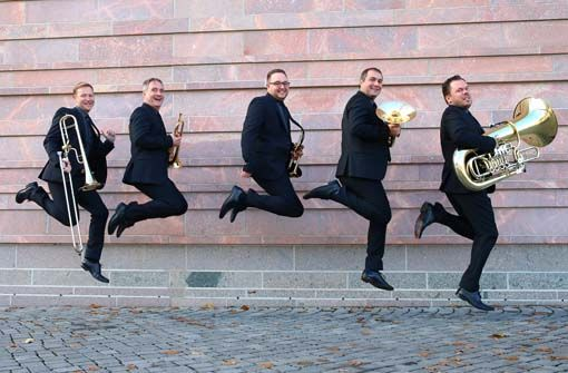 Zionskirche Backnang: Classic Brass