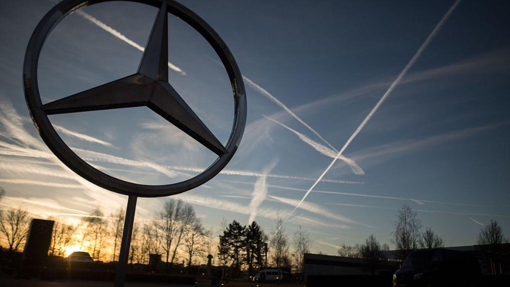 Krise bei Daimler - Wie ist die Lage bei dem Stuttgarter Autokonzern?