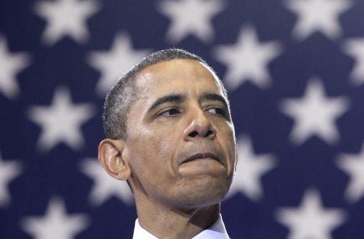 Der Youngster ist grau geworden: Die Kriege im Irak und in Afghanistan und die prekäre Wirtschaftslage in den USA haben Barack Obama ausgelaugt. Doch besonders zermürbend dürften die nie endenden Attacken der Opposition und der erzkonservativen Tea Party-Bewegung sein... Foto: dpa