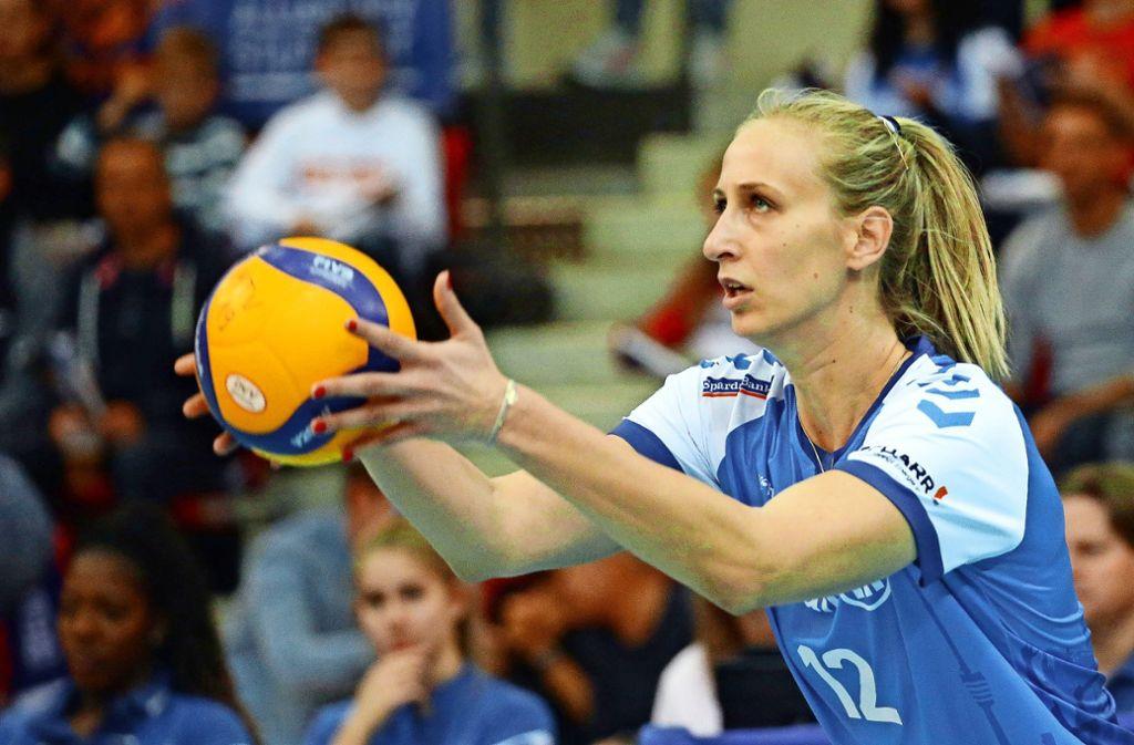 Volleyball – Allianz MTV Stuttgart - Warum die Königsklasse hinten angestellt wird - Stuttgarter Zeitung