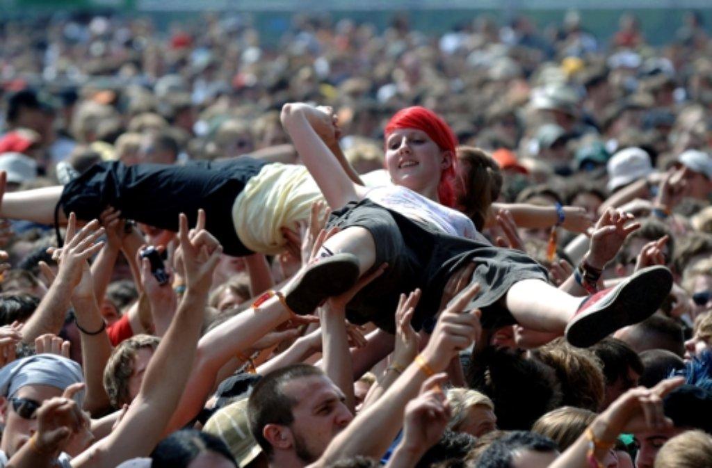 Festival bekanntschaft