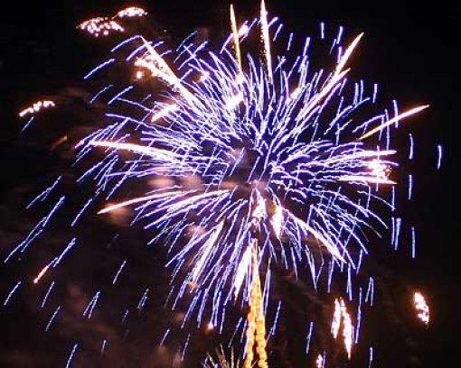 Mehr als 120 Millionen für Feuerwerk