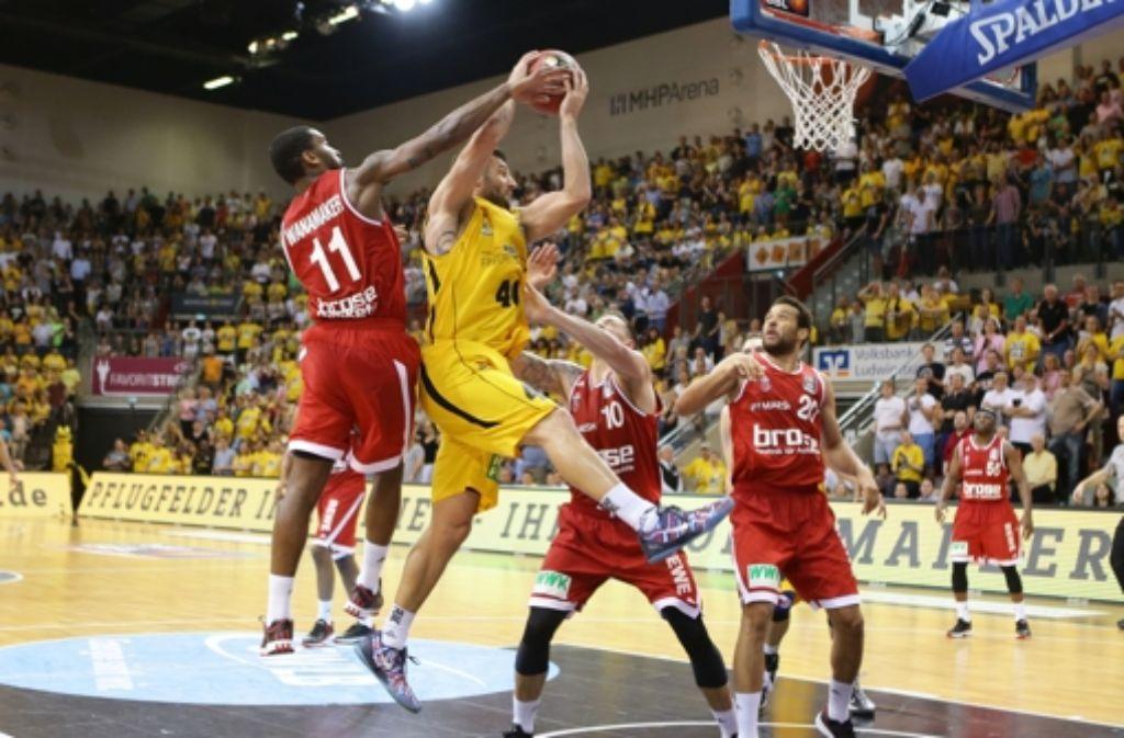 Stuttgart Basketball