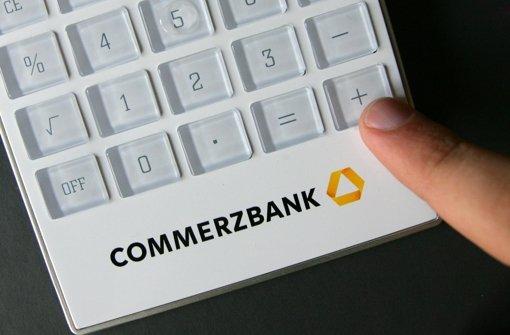 Commerzbank führt Strafzinsen ein