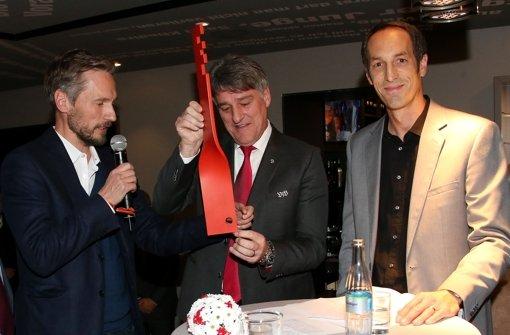 VfB Stuttgart eröffnet Talentschmiede