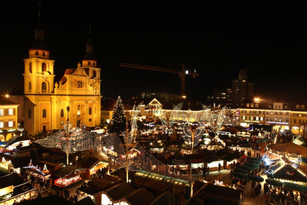 Ludwigsburg Weihnachtsmarkt.Ludwigsburg Engelszungen Für Den Barocken Weihnachtsmarkt