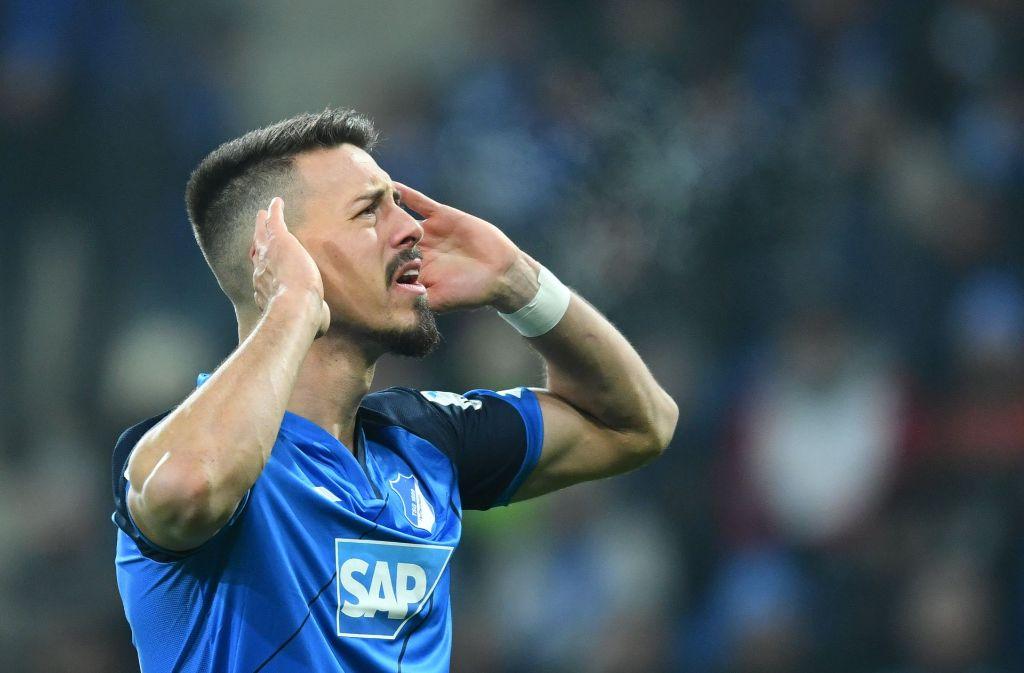 Tsg 1899 Hoffenheim Sandro Wagner Lehnt Mega Angebot Aus China Ab