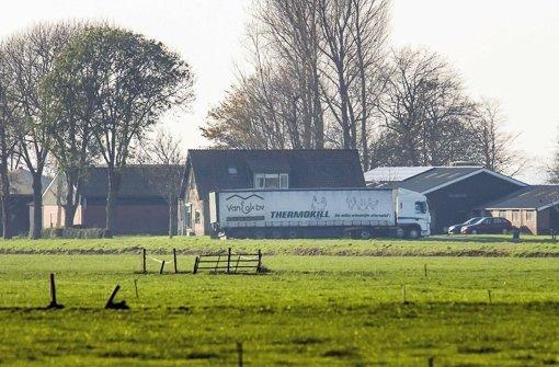 Virus weitet sich in den Niederlanden aus