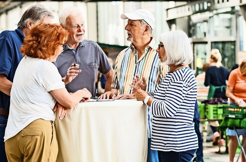 Senioren bekanntschaften