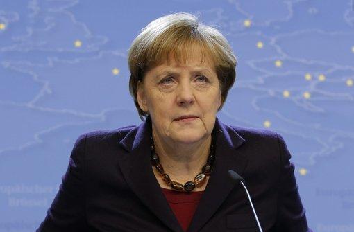 Merkel fordert weitere Schritte