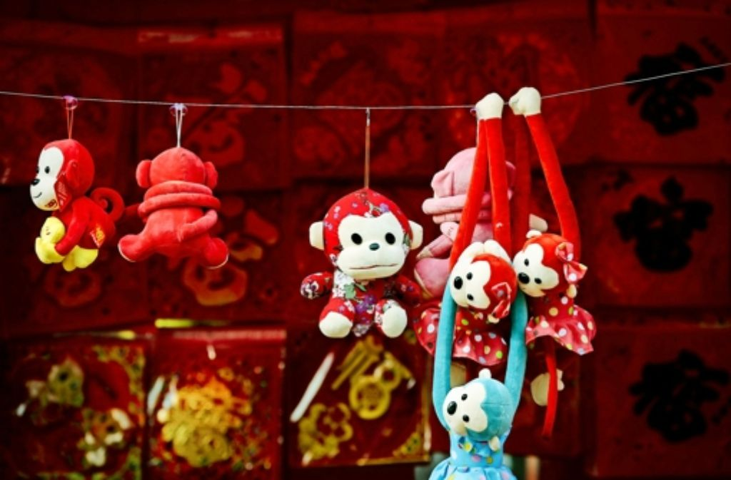 Wechsel im chinesischen Mondkalender: China begrüßt das Jahr des ...