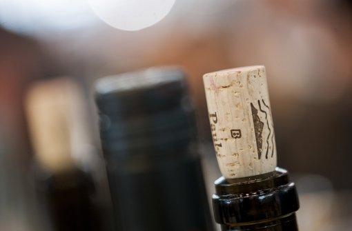 Remstalweine machen einen ganz besonderen Blick Foto: dpa