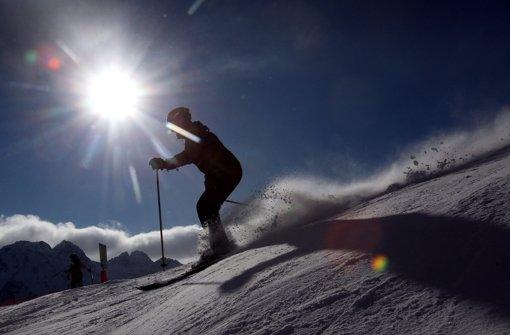Skitour im Allgäu
