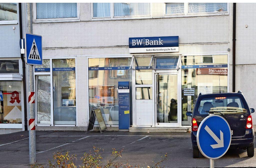 Bw Bank Fellbach