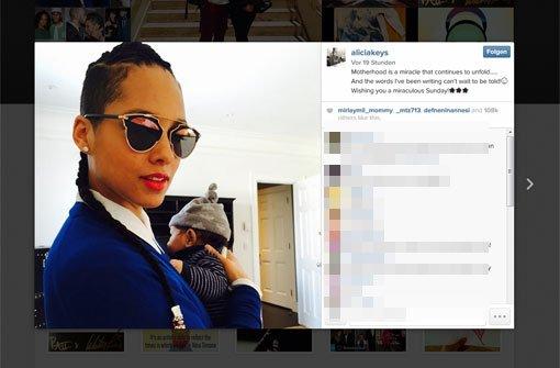 Fotos auf Instagram begeistern Fans