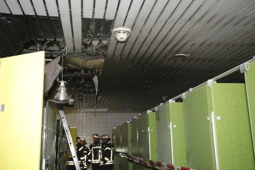 Hallenbad Zuffenhausen wird evakuiert