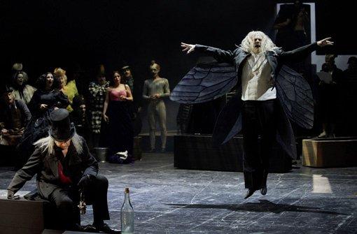 Opernhaus: Orpheus in der Unterwelt