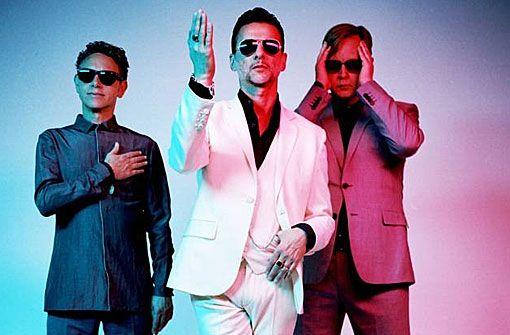 Schleyerhalle: Depeche Mode