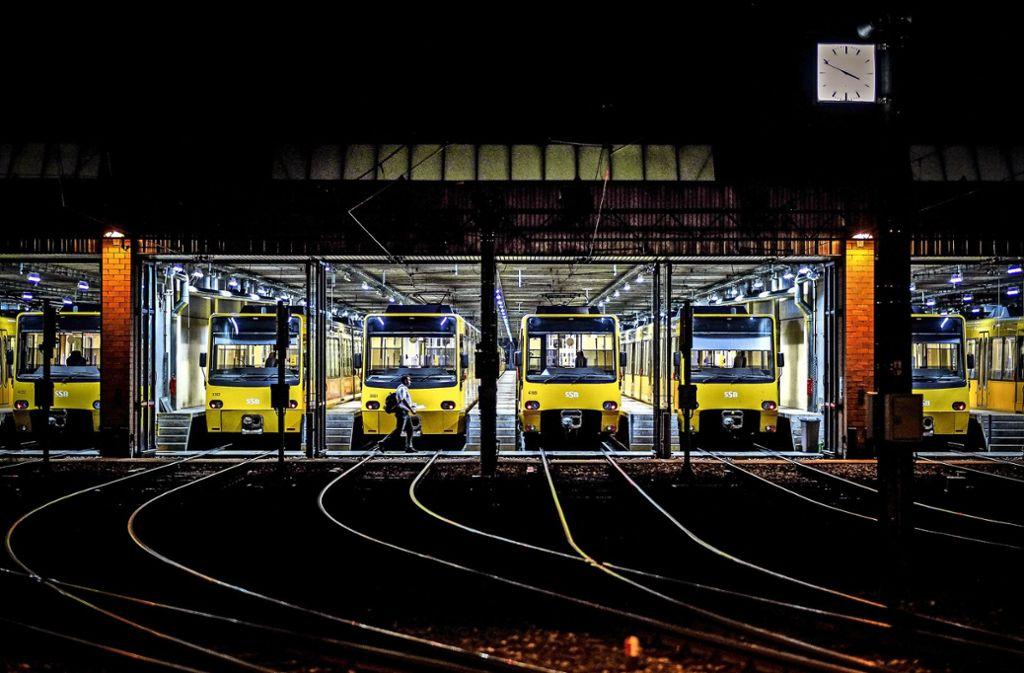 Ssb in stuttgart neuer standort f r stadtbahn depot for Depot feuerbach