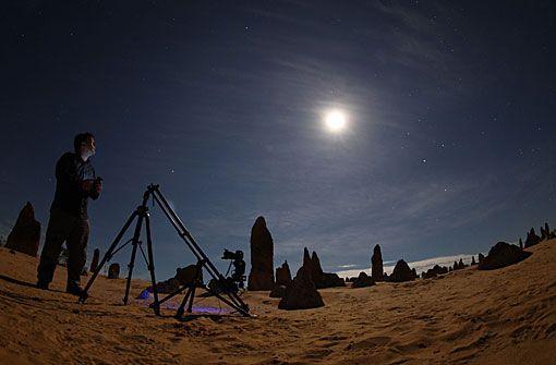 Dokumentarfilm: Sternenjäger - Abenteuer Nachthimmel