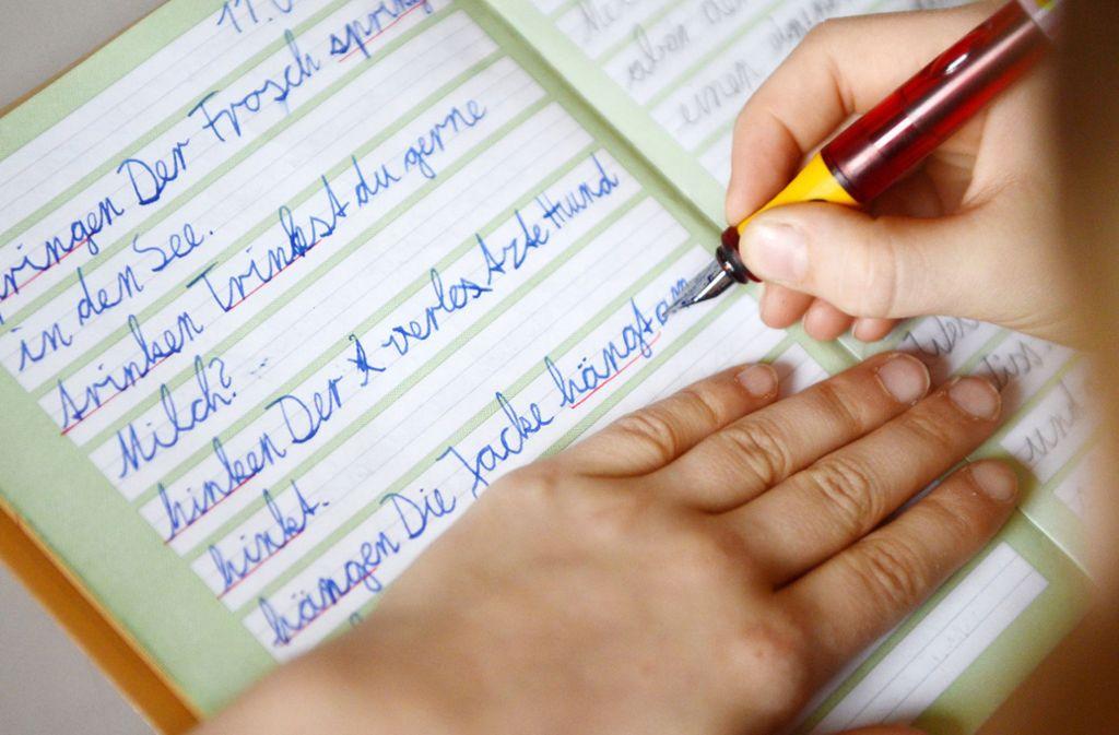 Schreiben Imperfect schreiben