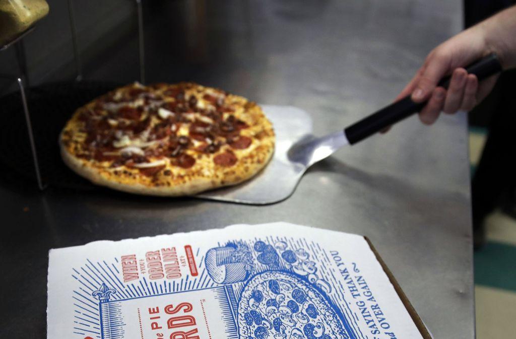 karlsruhe pizzaservice um 160 euro betrogen baden w rttemberg stuttgarter zeitung. Black Bedroom Furniture Sets. Home Design Ideas