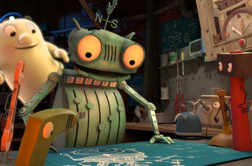 Animation: Ritter Rost 2 - Das Schrottkomplott