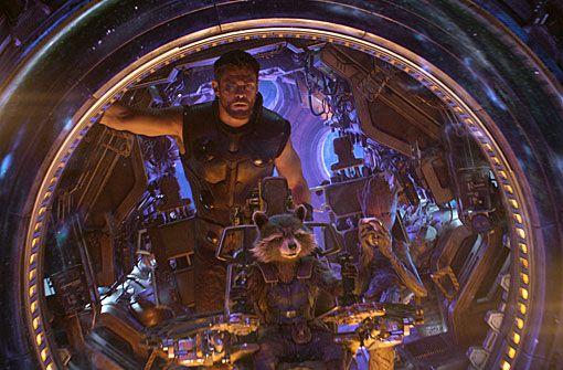 Fantasy: Avengers - Infinity War