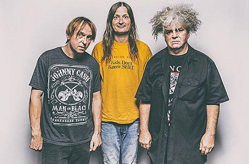Am 28.10. in der Manufaktur: Melvins